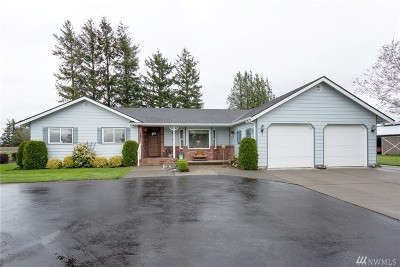 Everson, Nooksack Single Family Home For Sale: 963 Central Rd