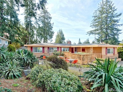 Shoreline Single Family Home For Sale: 147 NW 183rd St