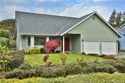 Langley Single Family Home Sold: 5642 Lenz Place