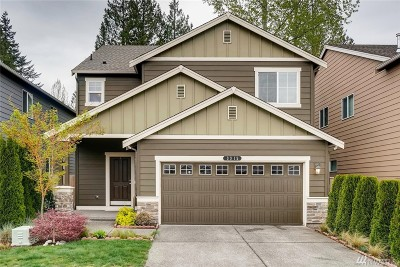 Bothell WA Single Family Home For Sale: $668,500