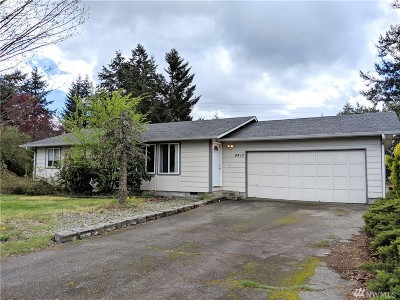 Single Family Home Pending: 8413 Sitka Ct SE