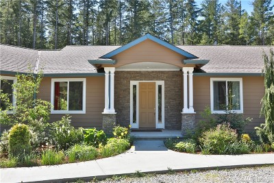 Langley Single Family Home For Sale: 5218 Strider Rd