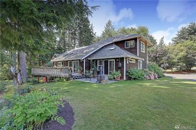 Camano Island Single Family Home For Sale: 595 N Waynes Ridge Cir