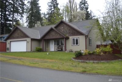 Shelton WA Single Family Home For Sale: $245,000