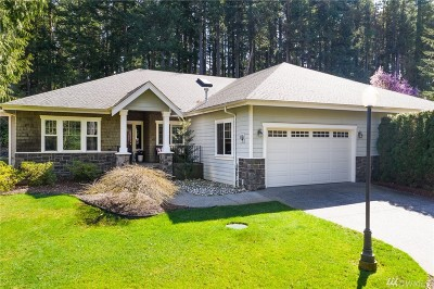 Gig Harbor Single Family Home For Sale: 4024 Firdrona Dr NW