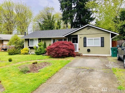 Federal Way Single Family Home For Sale: 36216 20th Place S