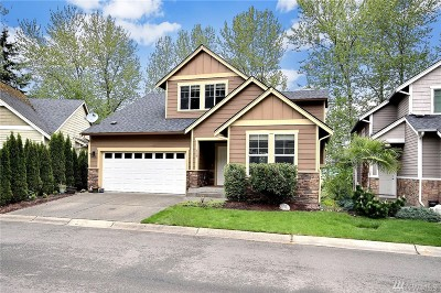 Auburn Single Family Home For Sale: 315 50th St SE