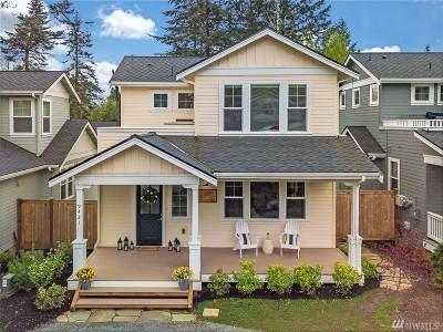 Kirkland Single Family Home For Sale: 9421 NE 128th St