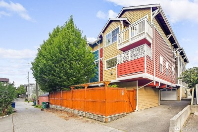 Seattle, Bellevue, Kenmore, Kirkland, Bothell Single Family Home For Sale: 2441 NW 59th St