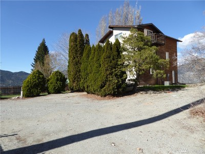 Chelan County Single Family Home For Sale: 75 Stormy Vista Lane
