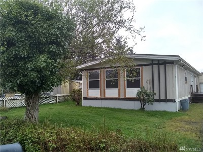 Grays Harbor County Single Family Home For Sale: 753 S Rain St NE