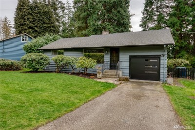 Single Family Home For Sale: 5504 Firwood Dr