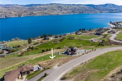Chelan, Chelan Falls, Entiat, Manson, Brewster, Bridgeport, Orondo Residential Lots & Land For Sale: 305 Clos Chevalle Road
