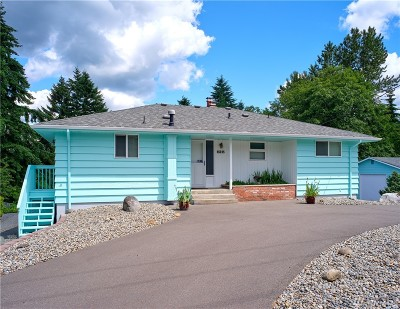 Snohomish Single Family Home For Sale: 16015 Broadway Ave