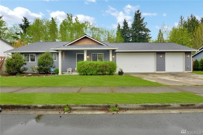 Sultan Single Family Home For Sale: 32464 137th Place SE