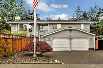 Everett Single Family Home For Sale: 1004 110th Place SE