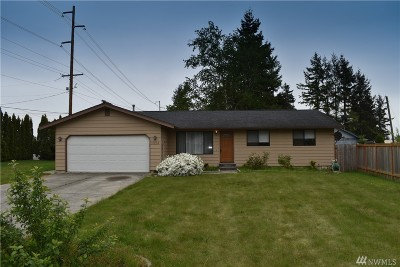Lynden Single Family Home Contingent: 8094 Lyn Dale Dr