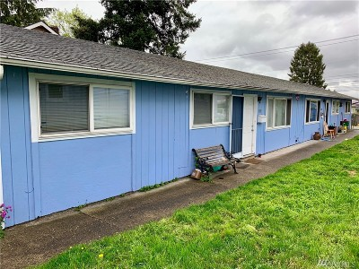 Tacoma Multi Family Home For Sale: 3717 S L St