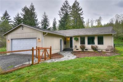 Rochester Single Family Home For Sale: 14022 Littlerock Rd SW