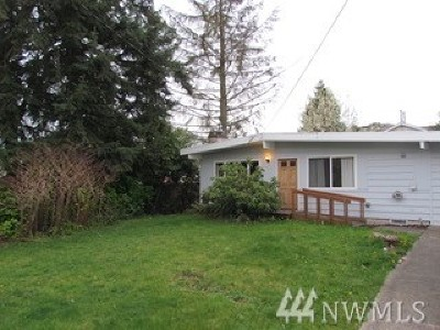 Mountlake Terrace Single Family Home For Sale: 4022 214th St SW