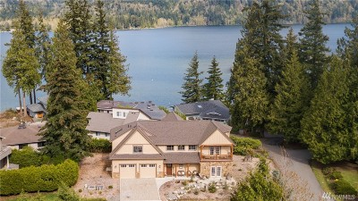 Bellingham WA Single Family Home For Sale: $699,500