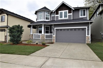 Olympia Single Family Home For Sale: 2533 10th Ct SE