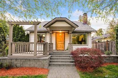 Tacoma Single Family Home For Sale: 922 N Alder St