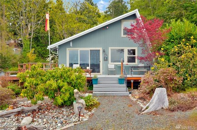 La Conner Single Family Home For Sale: 17238 Maple Lane