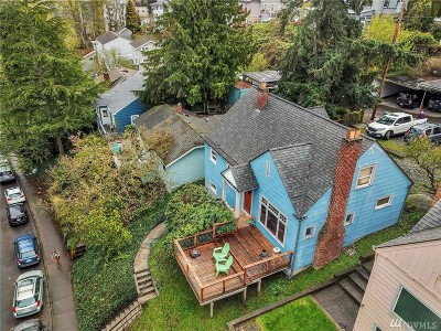 Bellingham Single Family Home For Sale: 720 N Forest