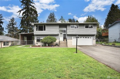 Seatac Single Family Home For Sale: 3459 S 164th St