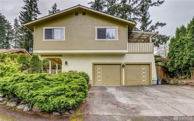Lynnwood Single Family Home For Sale: 6020 188th St SW