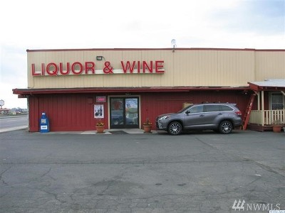 Moses Lake Commercial For Sale: 1180 N Stratford Rd