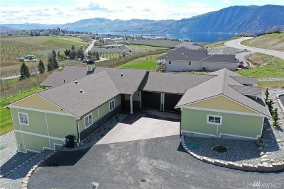 Chelan County Single Family Home For Sale: 75 Milan Dr