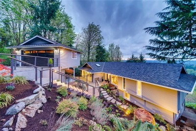 Bellevue Single Family Home For Sale: 4735 136th Ave SE