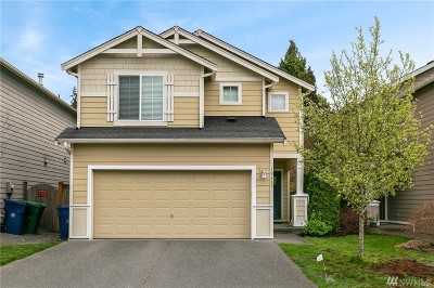 Bothell WA Single Family Home For Sale: $539,950