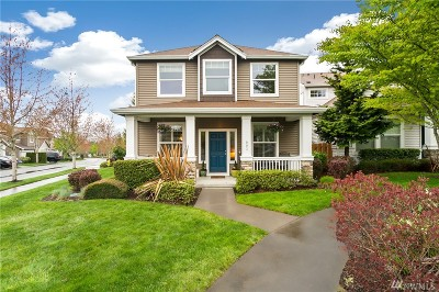 Auburn Condo/Townhouse For Sale: 903 67th St SE