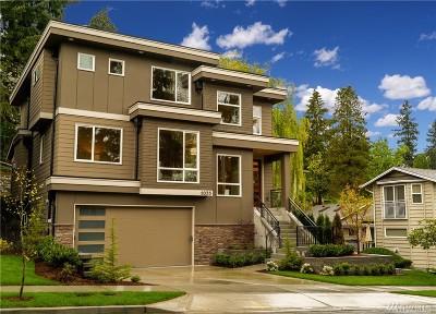 Kirkland Single Family Home For Sale: 1035 4th St