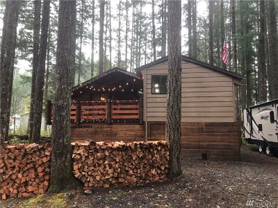 Single Family Home For Sale: 118 Cowlitz View Dr