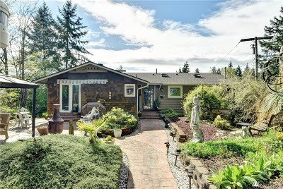 Single Family Home For Sale: 1838 140th Place SE