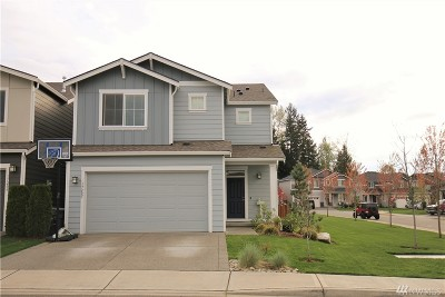 Puyallup Single Family Home For Sale: 17202 115th Ave E