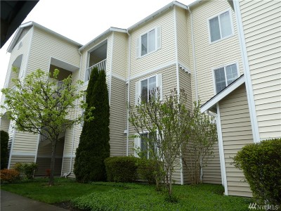 Pierce County Condo/Townhouse For Sale: 18527 101st Av Ct E #214