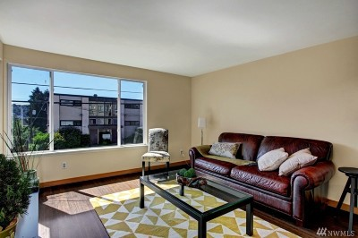 Condo/Townhouse For Sale: 2213 Boylston Ave E #101