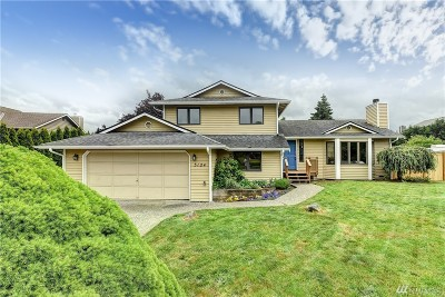 Lynnwood Single Family Home For Sale: 3124 203rd St SW