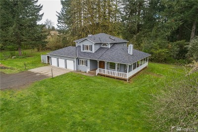 Olympia Single Family Home For Sale: 4621 5th Ave NW