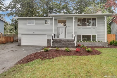 Edmonds Single Family Home For Sale: 18027 73 Ave W
