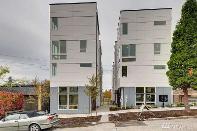 Seattle Single Family Home For Sale: 3617 2nd Ave NW