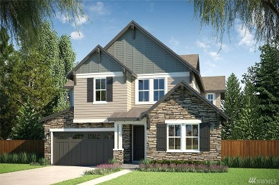 North Bend Single Family Home For Sale: 1564 Cedar Butte Ave SE #1014