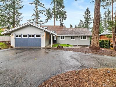 Black Diamond Single Family Home For Sale: 29000 222nd Place SE