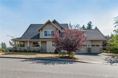 Whatcom County Single Family Home For Sale: 2321 Heather Dr
