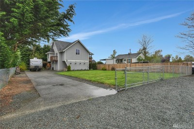 Clinton WA Single Family Home For Sale: $349,950